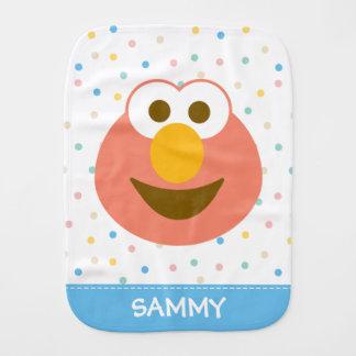 Visage   de bébé d'Elmo le grand ajoutent votre Linge De Bébé