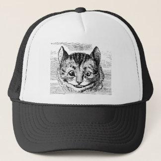 Visage de chat de Cheshire Casquette