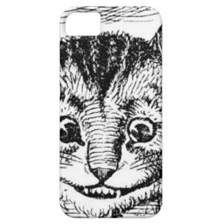 Visage de chat de Cheshire Coques Case-Mate iPhone 5