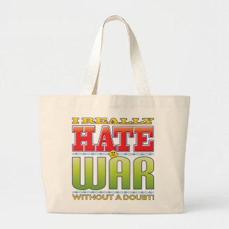 Visage de haine de guerre sacs