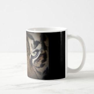 Visage de tigre mug