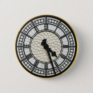Visage d'horloge de Big Ben Badges