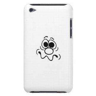 Visage drôle coque iPod Case-Mate