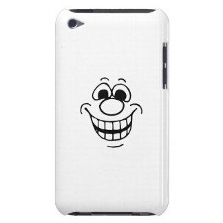 Visage drôle étui barely there iPod