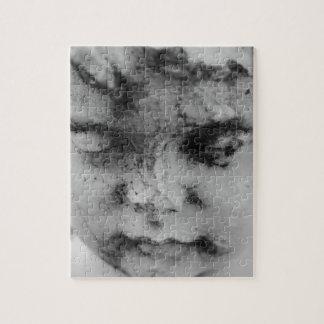 Visage d'un ange puzzle