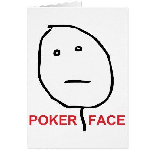 Visage Meme de rage de visage de tisonnier Carte