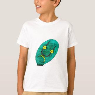 visage primitif t-shirt