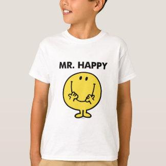 Visage souriant géant de M. Happy | T-shirt