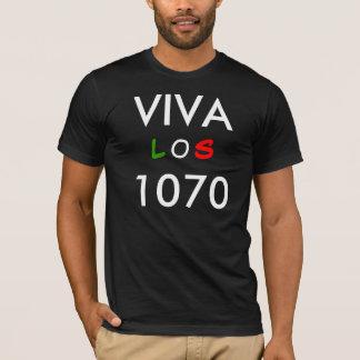Visibilité directe 1070, T-shirt de vivats