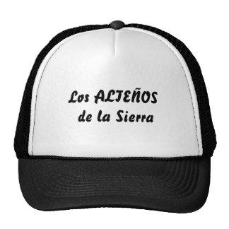 Visibilité directe ALTEOS de la Sierra Casquettes De Camionneur