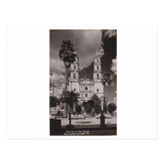 Visibilité directe de Basilica de Nuestra San Juan Carte Postale
