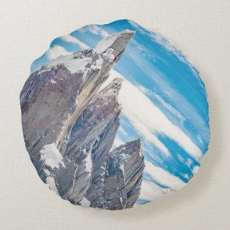Visibilité directe Glaciares de Cerro Torre Parque Coussins Ronds