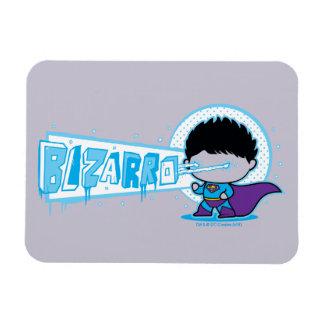 Vision d'Arctique de Chibi Bizarro Magnets En Vinyle
