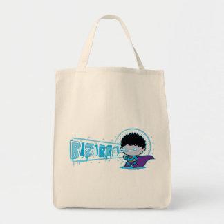 Vision d'Arctique de Chibi Bizarro Tote Bag