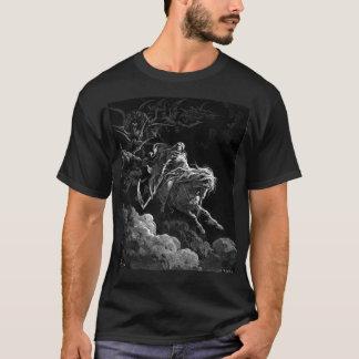 Vision de la mort - Gustave Dore T-shirt
