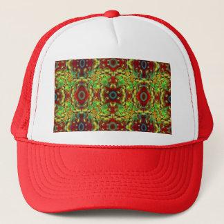 Visions psychédéliques de casquette