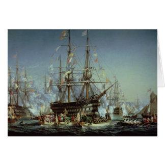 Visite de la Reine Victoria vers Cherbourg, 1858 Cartes