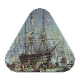Visite de la Reine Victoria vers Cherbourg, 1858 Haut-parleur Bluetooth