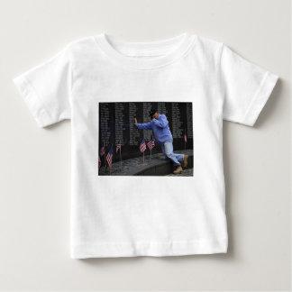 Visite du mur commémoratif du Vietnam, DC de T-shirt Pour Bébé