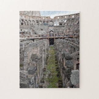 Visite du puzzle romain de Colosseo