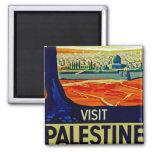 Visite Palestine Aimant Pour Réfrigérateur