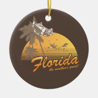 Visitez la Floride le temps splendide - ouragan Décorations Pour Sapins De Noël