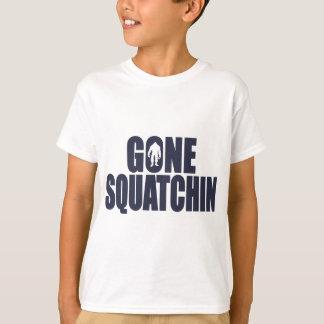 Vitesse ALLÉE de Bobo de *Deluxe* de SQUATCHIN T-shirt