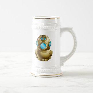 Vitesse de plongée vintage tasse à café