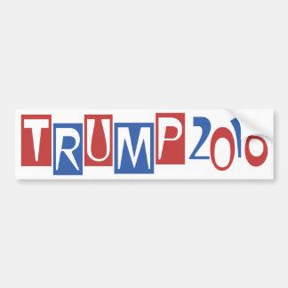 Vitesse d'élection présidentielle de l'atout 2016 autocollant pour voiture