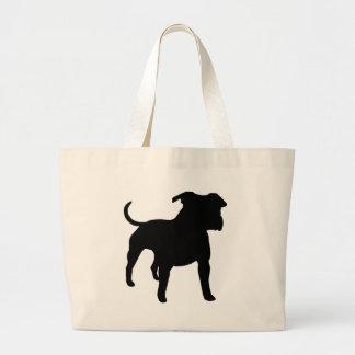 Vitesse du Staffordshire Terrier américain Grand Sac