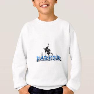 Vitesse urbaine de Parkour Sweatshirt