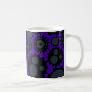 Vitesses grunges de Steampunk Mug