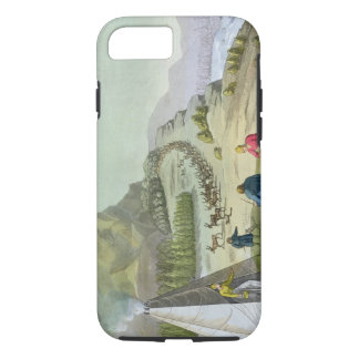 Vivant en troupe le renne, la Laponie, plaquent 47 Coque iPhone 7