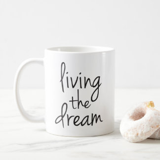 Vivant la tasse rêveuse