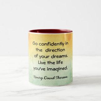Vivent la vie --- Tasse de café