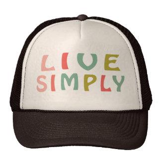 Vivent les conceptions simplement uniques casquettes de camionneur