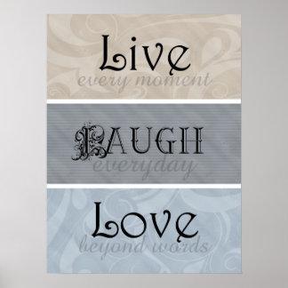Vivent les neutres d'amour de rire poster