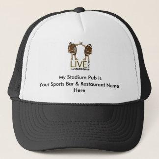 Vivez du casquette de Pub de stade