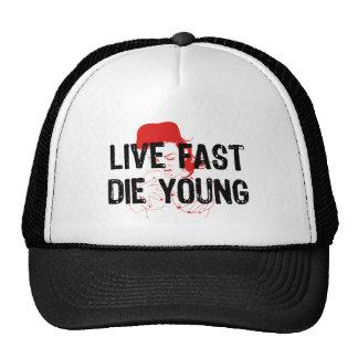 Vivez rapidement, mourez des jeunes casquettes