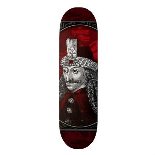 Vlad Dracula gothique Plateau De Skateboard