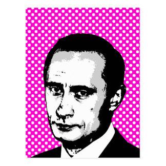 Vladimir Poutine Cartes Postales