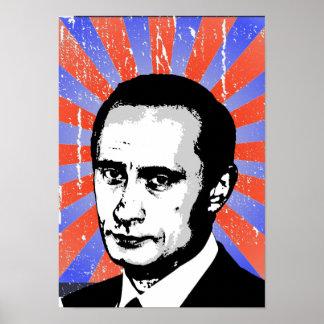Vladimir Poutine Posters