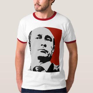 Vladimir Poutine rouge T-shirt