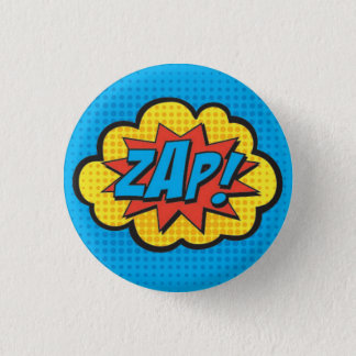 VLAN ! PC de Pin de super héros Badges