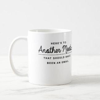 Voici à une autre réunion mug