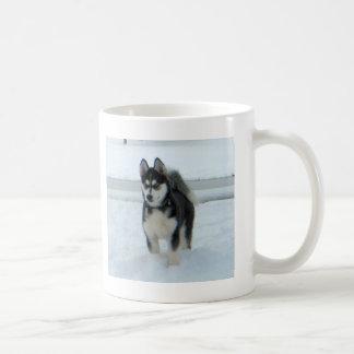 Voici le problème mug