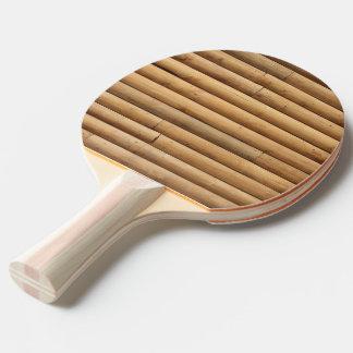Voie de garage de cabine de rondin de Faux Raquette Tennis De Table