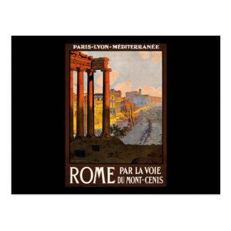 Voie du Mont-Cenis de La de pair de Rome Cartes Postales