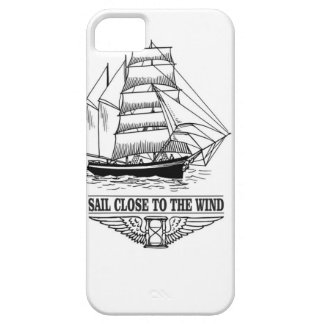 voile près de la sécurité de vent coque iPhone 5 Case-Mate