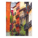 Voisinage de Madrid, Espagne Carte Postale